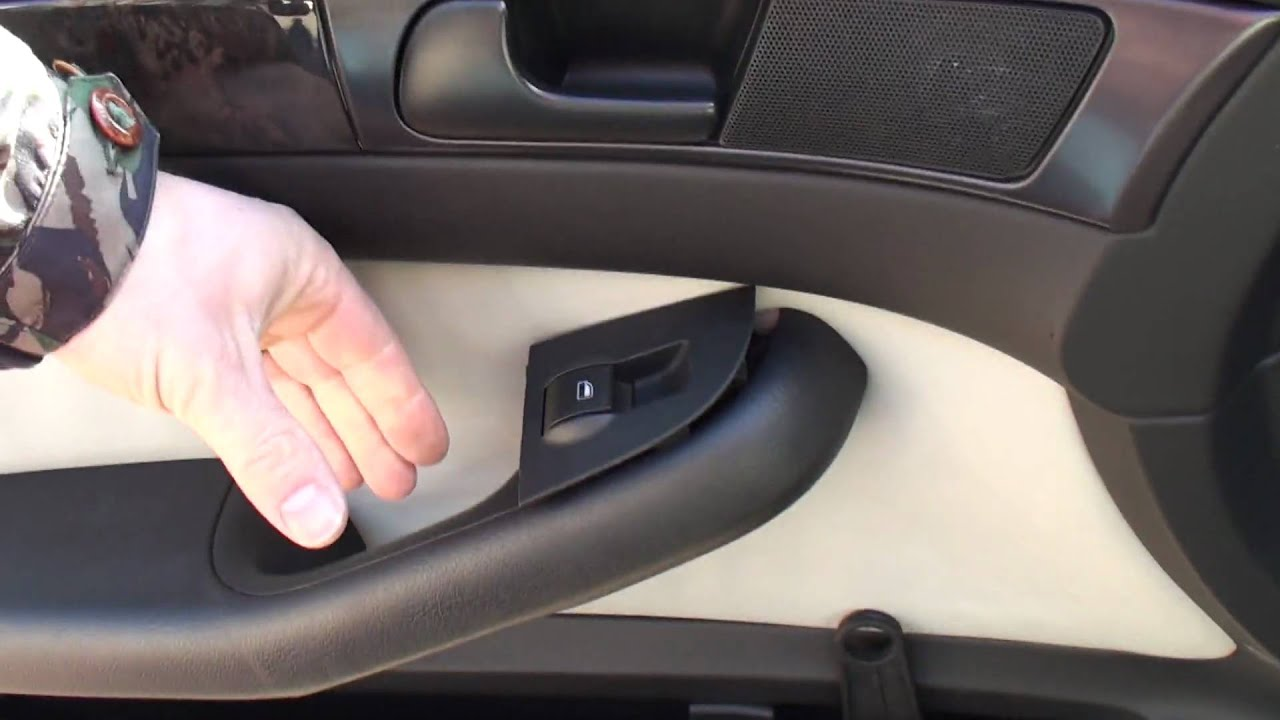 Audi Rs6 Door Panel Removal Youtube