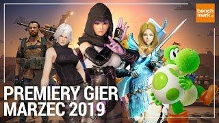 Premiery gier - marzec 2019