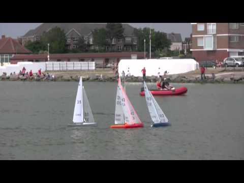 INTERNATIONAL ONE METRE WORLD CHAMPIONSHIP 2011 - A Fleet - Race 23
