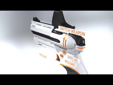 Virtual Reality Gaming - Presenting The RevolVR VR Controller For Mobile Games