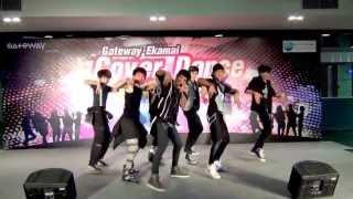 Download Video 130616 EX-5 cover BTOB - WOW @Gateway Ekamai Cover Dance Contest 2013 (Audition) MP3 3GP MP4