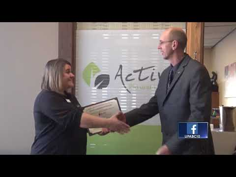 Active Physical Therapy wins Internship Site Award