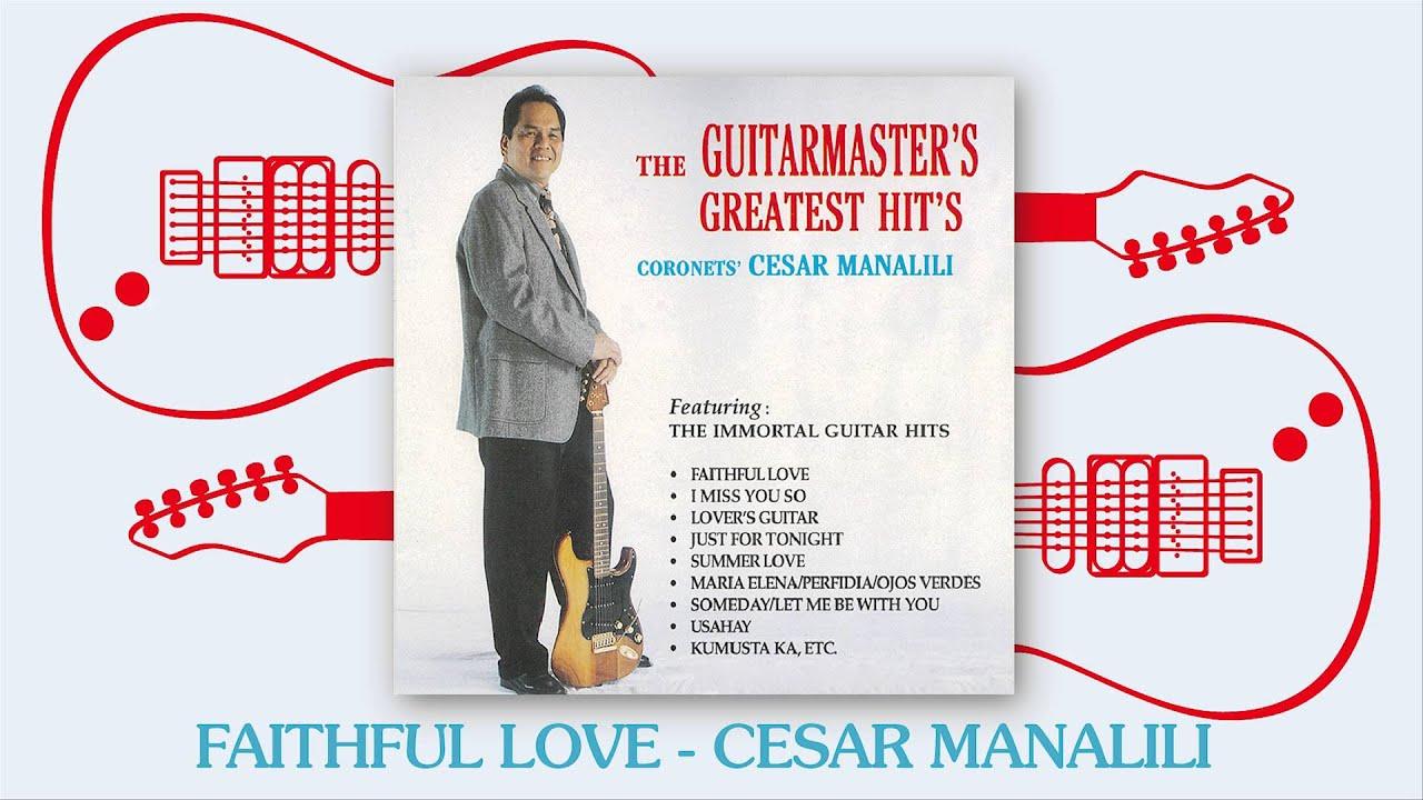 Cesar Manalili Faithful Love Chords Chordify