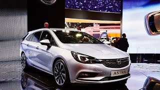 видео 2016 Opel Astra Sport Tourer фото, характеристики Опель Астра