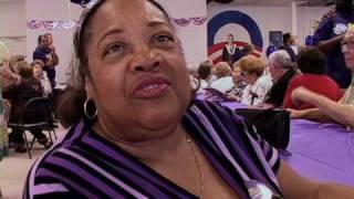SEIU Retirees Help Win FL For Obama '08