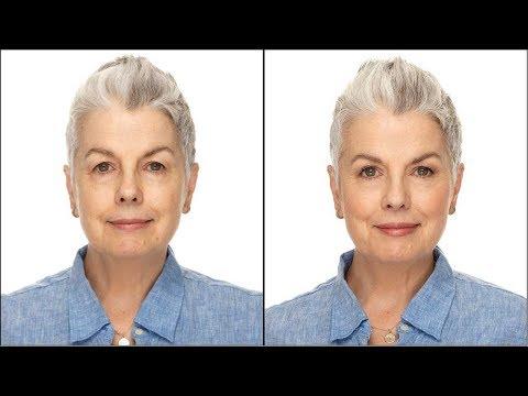 Drugstore Makeup for Older Women
