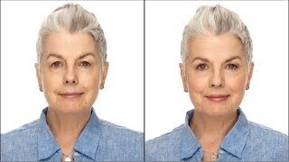 Drugstore Makeup for Older Women