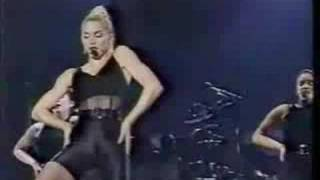 Madonna - Vogue - Rehearsal Blonde Ambition Tour 1990