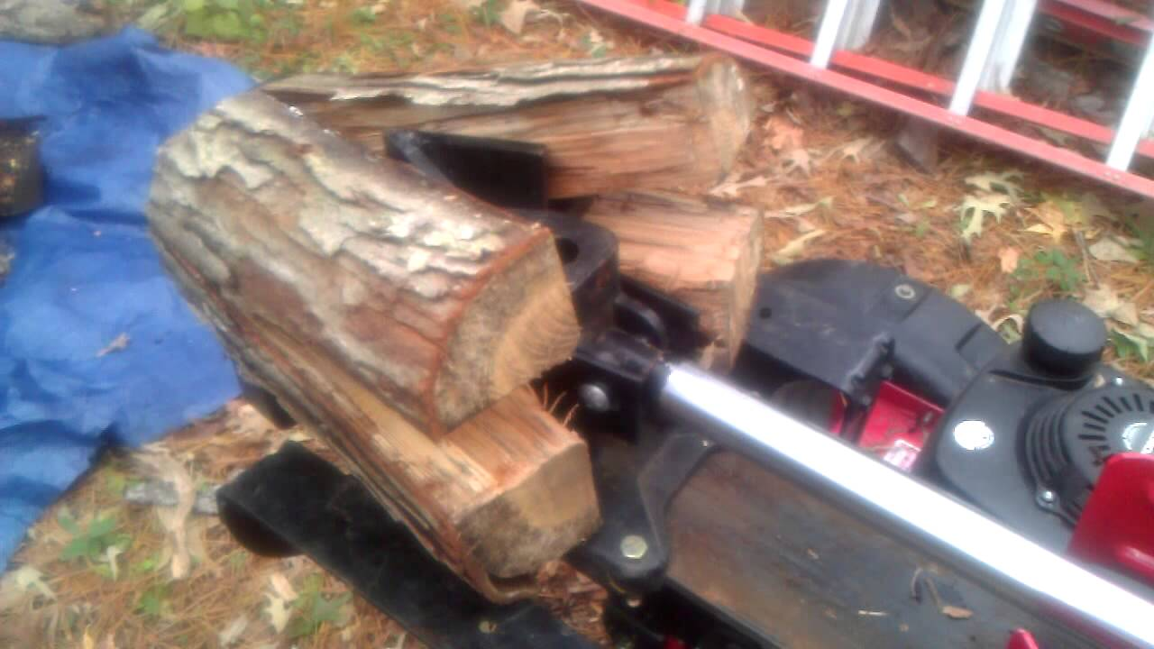 4-Way Wedge for my 35 ton CountyLine Splitter | Hearth com Forums Home