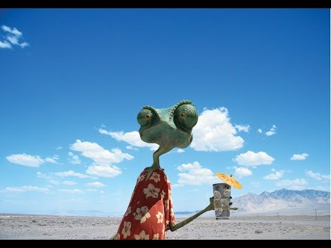 RANGO : The Video Game | FULL MOVIE GAME