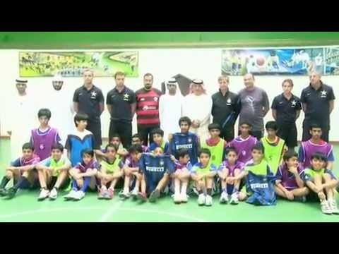 Abu Dhabi Sports Council - F.C. Internazionale Milano / Football Workshop
