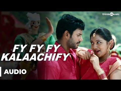 Fy Fy Fy Kalaachify Official Full Song - Pandiyanaadu
