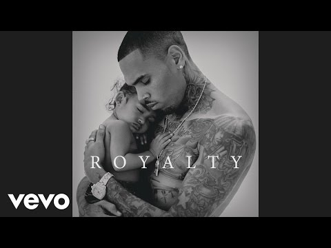Chris Brown Royalty Album