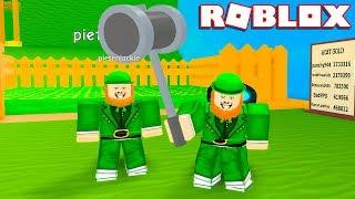 Roblox → LUCKY LEPRECHAUN SIMULATOR! -Roblox Leprechaun Simulator 🎮