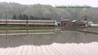 富山地鉄 浦山-栃屋 14760形