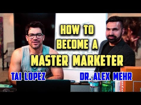 💸HOW TO BECOME A MASTER MARKETER💻 tailopez.com/alliance