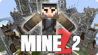 BIENVENIDO A LA GRAN CIUDAD DÍA 3 | Minecraft MineZ 2