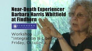 Near-Death Experiencer Barbara Harris Whitfield