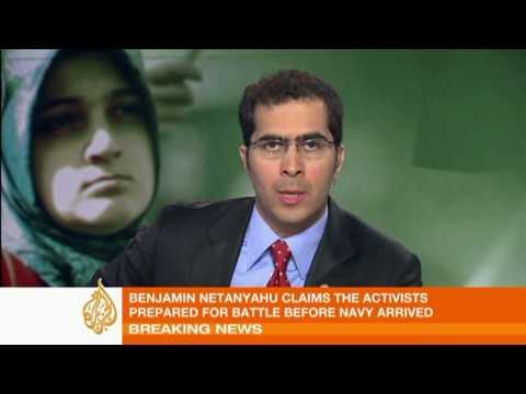 Al Jazeera Talks To US Activist Named By Israel As A 'terrorist'
