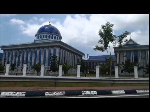 Brunei Darussalam Bandar Seri Begawan   بندر سيري بيجوان عاصمة بروناي