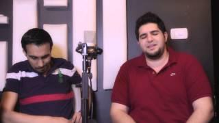 يا صغر الفرح في قلبي بصوت أحمد الزميلي و محمد بشار و عزف اكورديون حسان عوني
