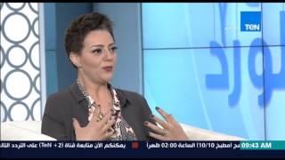 صباح الورد - الفنانة هبة عبد الغني عن أعمالها الفنية فى رمضان
