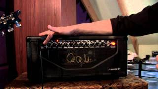 Video PRS 2 Channel H Amp Demo with Mike Ault, Paul Reed Smith and a Custom 24 download MP3, 3GP, MP4, WEBM, AVI, FLV Oktober 2018