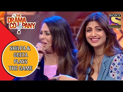 Shilpa & Geeta Plays The Super Game | The Drama Company