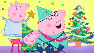 Peppa Pig Official Channel 🎄 Peppa Pigs Christmas Tree
