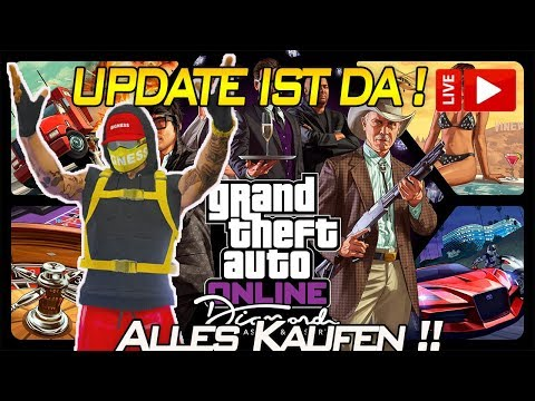 CASINO UPDATE IST DA !!   Gta 5 Online Casino DLC   IRabbix PS4