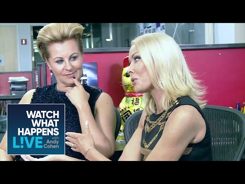 EXCLUSIVE: The Real Housewives of Melbourne Mini Reunion | WWHL