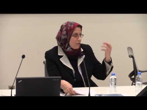 5 AUBPU: Keynote speech by Amaney Jamal