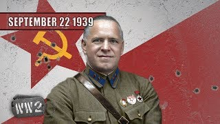 The Russians are Coming! - WW2 - 004 September 22 1939
