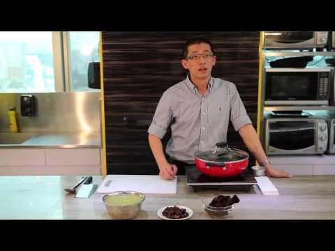 Joe Sir 瘦身美顏烹飪教室- 第二輯(7) 白背黑木耳紅棗湯(去黑眼圈除眼袋)
