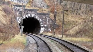 Vlak Žilina - Vrútky (Train Žilina - Vrútky)