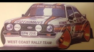 Ford Escort mk2 turbo ohc  westcoastrallyteam(, 2014-03-25T18:06:26.000Z)