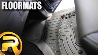 Top Quality Vehicle Floor Mats & Liners - Custom Fit Floor Mats