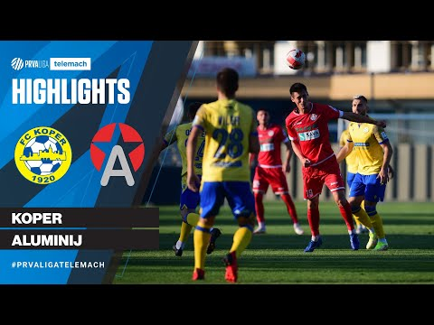 Koper Aluminij Goals And Highlights