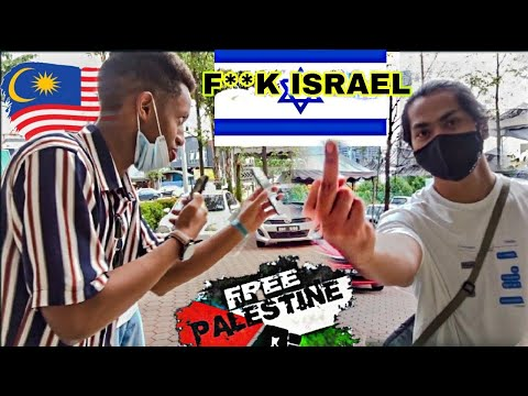 Do Malaysians Support Israel?