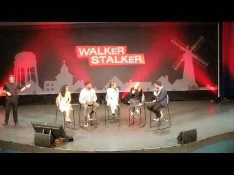 Fear the Walking Dead OGs Walker Stalker full panel part 1