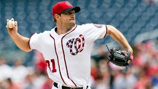 Max Scherzer Ultimate 2017 Highlights