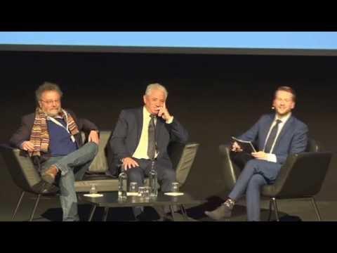 Business and Football  - Kevin Keegan and John Carlin