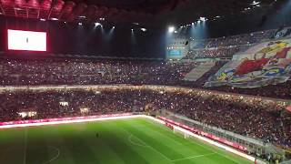 Ac Milan vs Inter 2019...what an atmosphere!!!