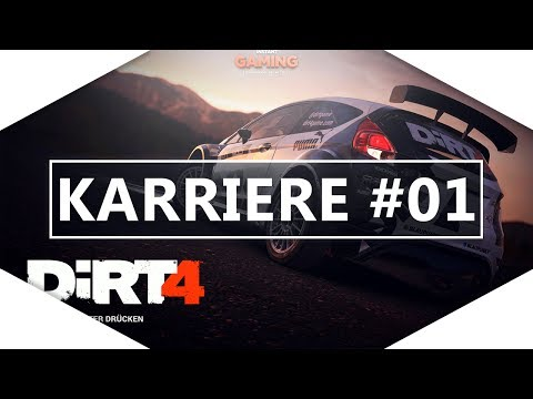 Let´s Play DiRT 4 Die Karriere beginnt #01 HD