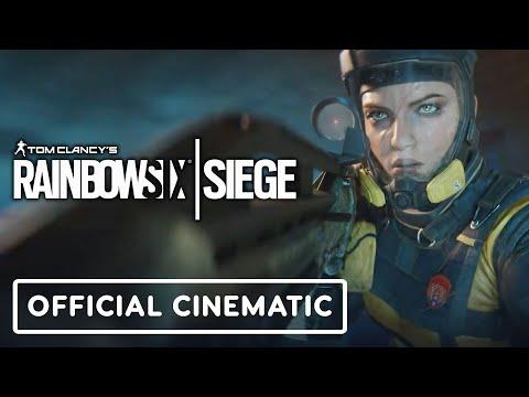 Rainbow Six Siege: Crimson Heist - Official Story Cinematic Trailer