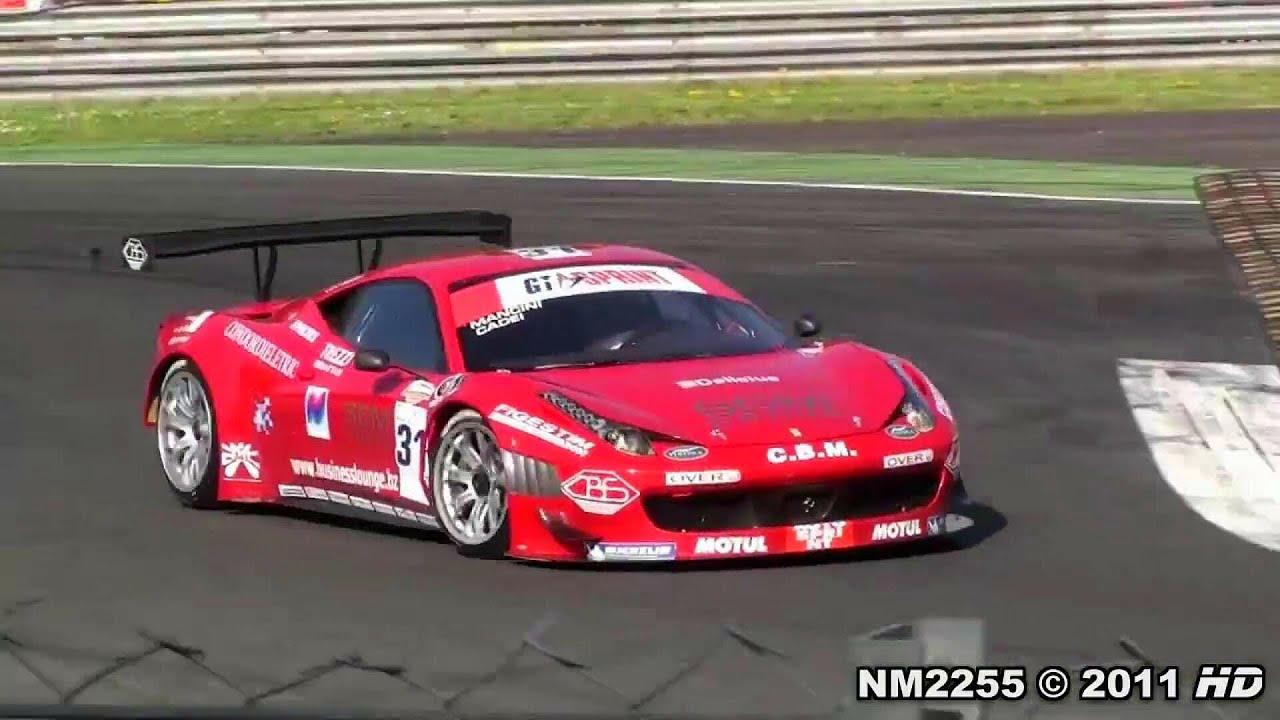 Ferrari 458 Gt3 Video And Photos Startinggrid