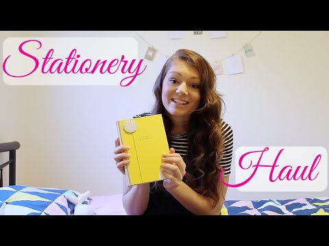 Stationery Haul | SimplyAsh