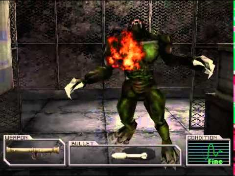 Resident Evil: Survivor - Longplay: Rocket Launcher Gameplay