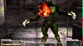 Resident Evil: Survivor - Longplay: Rocket Launcher Gameplay