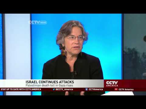 Phyllis Bennis on the Middle East ceasefire